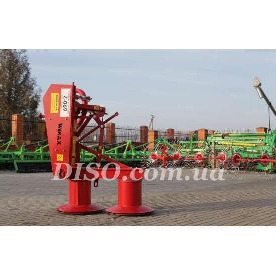 Косилка роторная 1,65 WIRAX Z-069, 29837-45
