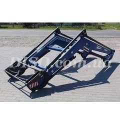 Фронтальный погрузчик STOLL 4,3 м для трактора (быстросъемный + ковш + джойстик)