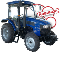 Минитрактор ДТЗ 5504К (ТУРБИРОВАННЫЙ двигатель 50 л.с.)